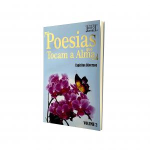 Poesias que Tocam a Alma - Volume 2 - Livro Espirita